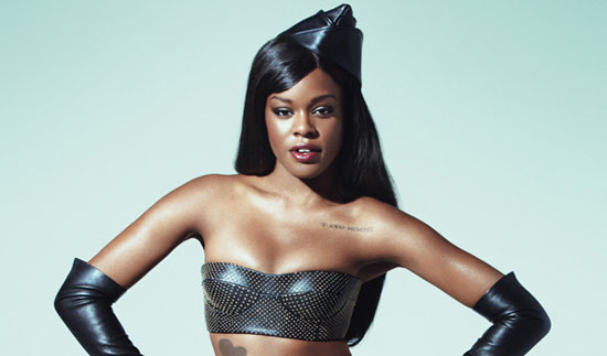 Azealia Banks for MAC