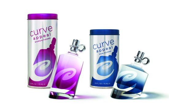 New Curve Appeal W & M 2.5oz Bottle & Tin