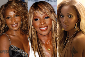 The Style of Mary J Blige